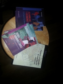 Literature directly from Venezuela was for sale throughout the entire speaker's tour!