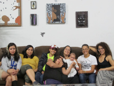 CIELO studies hosted an intimate organizers' exchange in South Los Angeles.